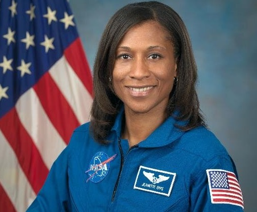 This incredible woman is making history as the first Black astronaut to board the International Space Station