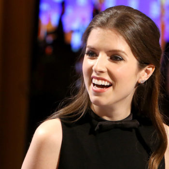 Anna Kendrick just found the best hide and seek location ever