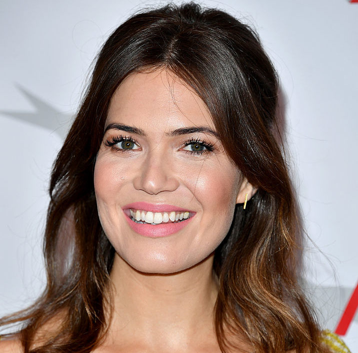Mandy Moore just wore a dress that is perfect for every picnic you will ever attend