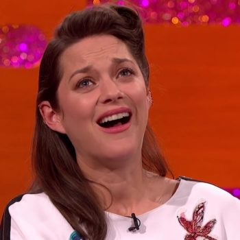 Marion Cotillard was forced to lip sync, and she blew our minds with how amazing she is!