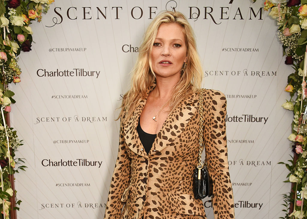 Kate Moss just recently responded to 1994 handwritten fan letter