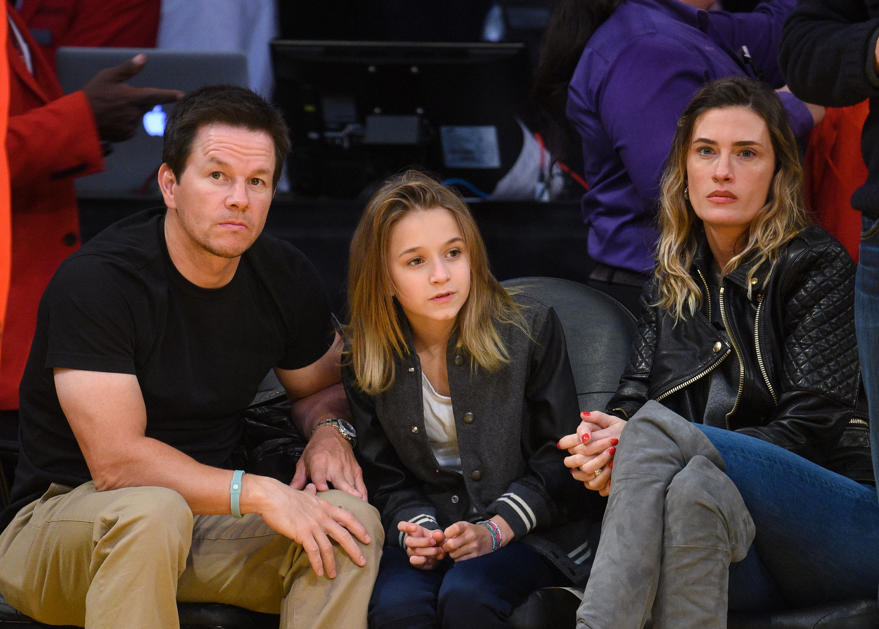 Mark Wahlberg won't let his daughter date Justin Bieber which is totally unfair