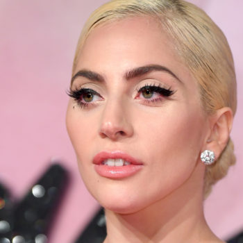 Lady Gaga uses her grandma's Christmas money at Starbucks and we've never related to her more