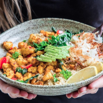 8 easy vegan bowls that'll add some color to your meals