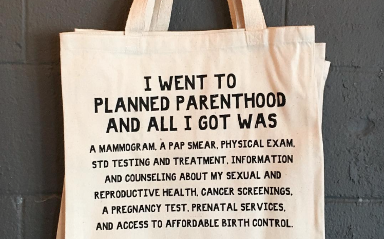 6 products you can buy to support Planned Parenthood