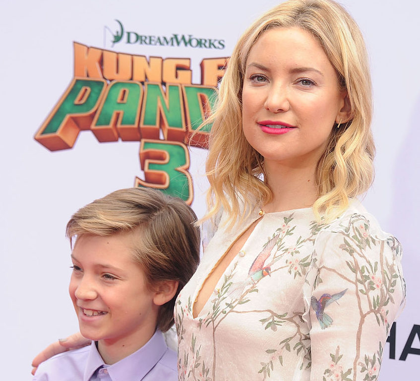 Kate Hudson's son is officially a teenager, and her birthday message to him will warm your heart