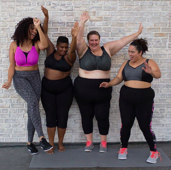 This body-positive athletic ad shows women with diverse bodies and people are loving it
