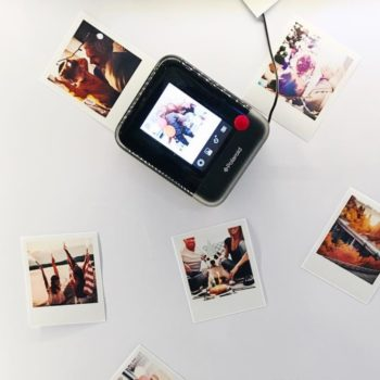 Polaroid's newest camera draws inspiration from none other than Snapchat
