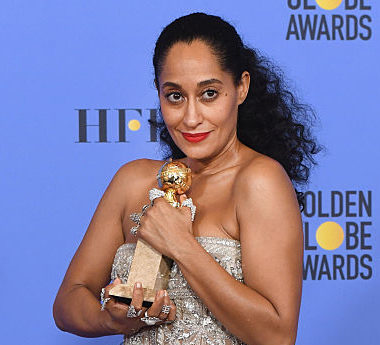 Tracee Ellis Ross beautifully speaks for women of color during her powerful Golden Globes speech