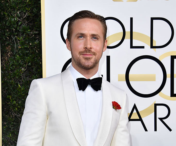 "Ryan Gosling just made us all cry while thanking his ""lady"" Eva Mendes at the Golden Globes"