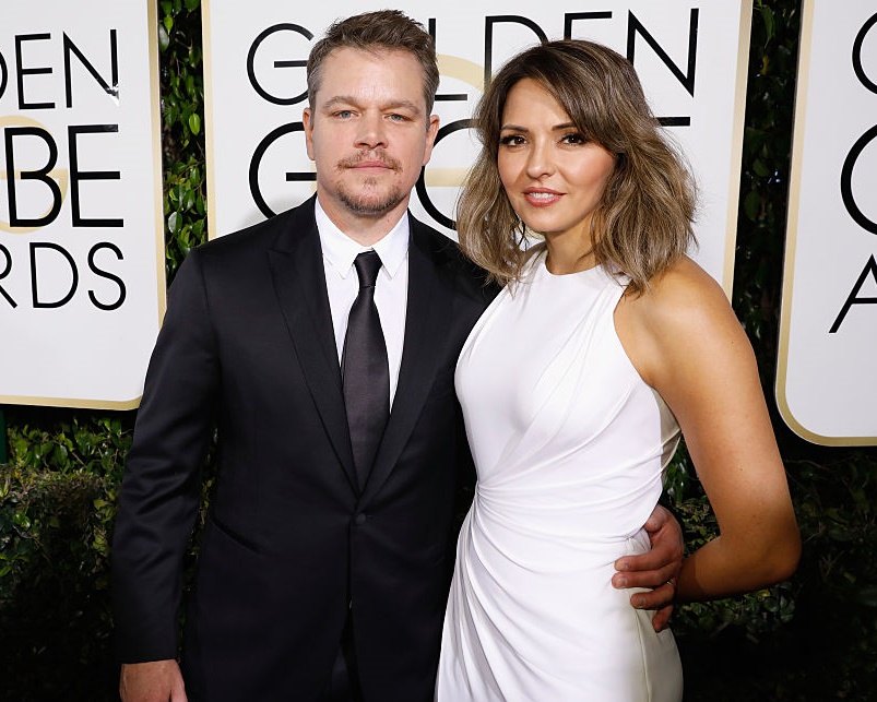 We love what Matt Damon had to say about Robin Williams on the Golden Globes red carpet