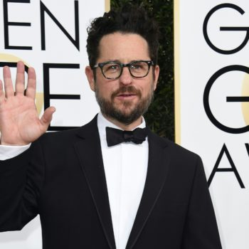 J.J. Abrams had one problem with the Golden Globes tribute to Carrie Fisher, and we're crying all over again