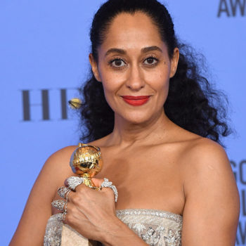 This is exactly why Tracee Ellis Ross's Golden Globes win is so important