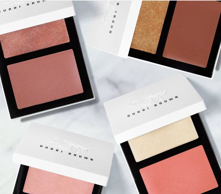 Bobbi Brown's new cheek glow palettes are making us dream of spring
