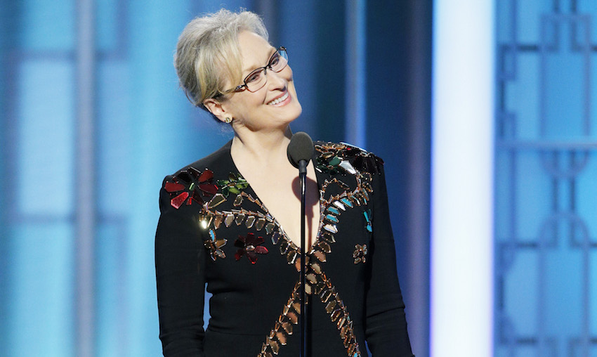 The internet absolutely ADORES Meryl Streep's speech at the Golden Globes