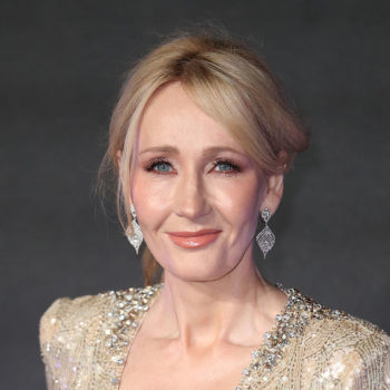 J.K. Rowling has gifted us with a story about the time a drunk man (kind of) recognized her in a bar