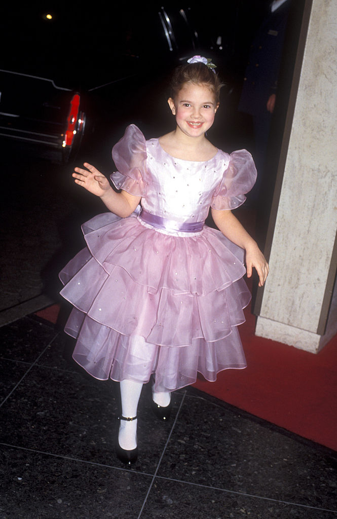 Drew Barrymore File Photos