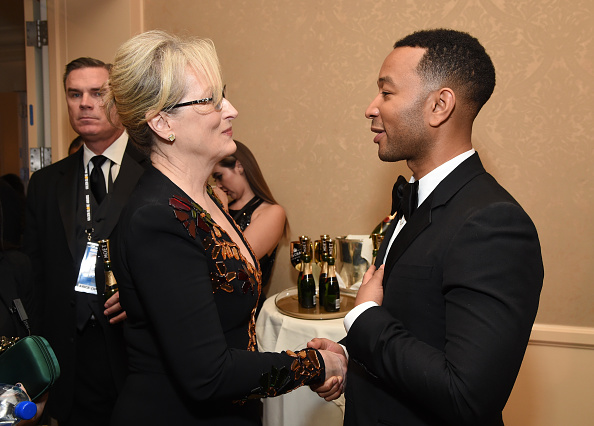 Here's who was not at the Golden Globes (and what they were up to)