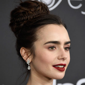 Trend alert: celebrities were all about buns at the Golden Globe Awards and we're totally on board