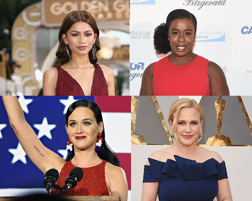 These are the celebs who will attend the Women's March in D.C., and it's a pretty badass list
