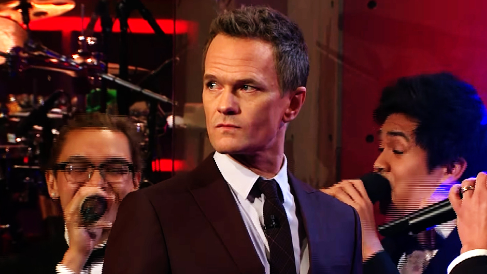 James Corden and Neil Patrick Harris had a Broadway Riff-Off, and it was truly legendary