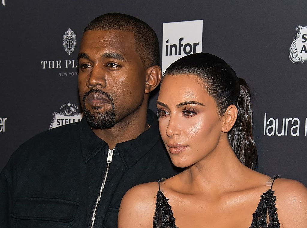Kim Kardashian and Kanye West went to Blue Ivy's birthday party, so we hope that beef is squashed for good