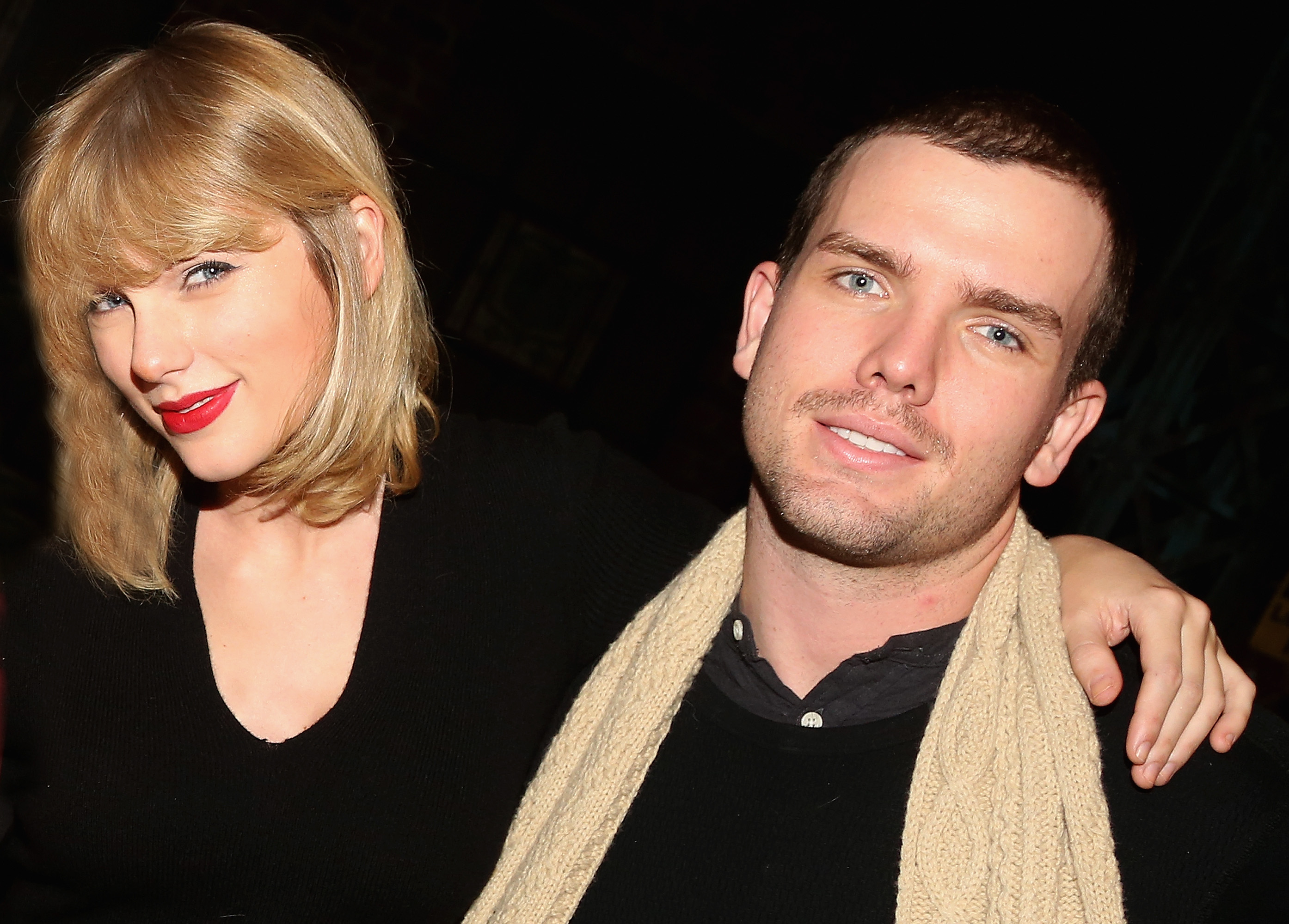 Taylor Swift's brother Austin is a movie star now, and his red carpet debut has us swooning
