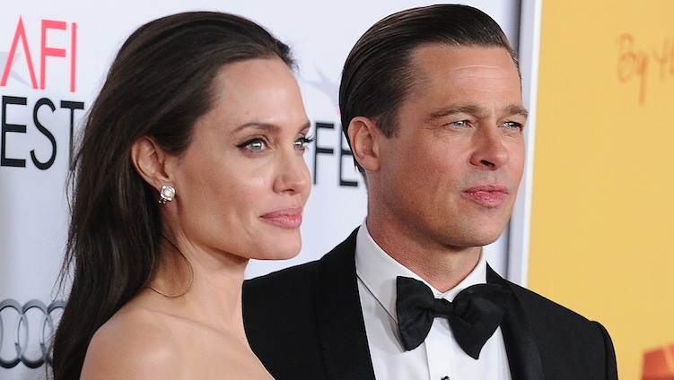 Brad Pitt and Angelina Jolie just released a joint statement about their divorce, and we hope this means things are looking up