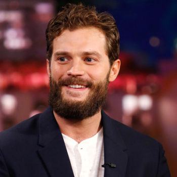 """Jamie Dornan describes his relationship with his wife and he couldn't be farther from his """"Fifty Shades"""" character"""
