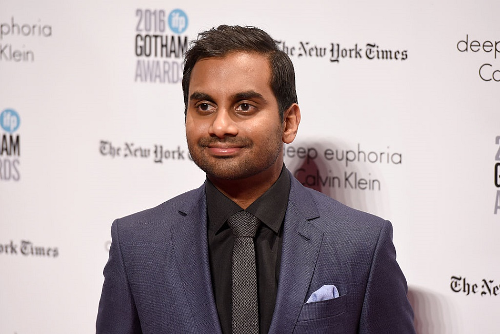 "Aziz Ansari is hosting ""Saturday Night Live"" this month, and we can't wait"