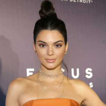 Kendall Jenner shares her favorite flirtation move and it's adorably old school