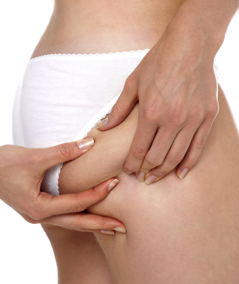 This optical illusion video explains why we shouldn't be ashamed of cellulite