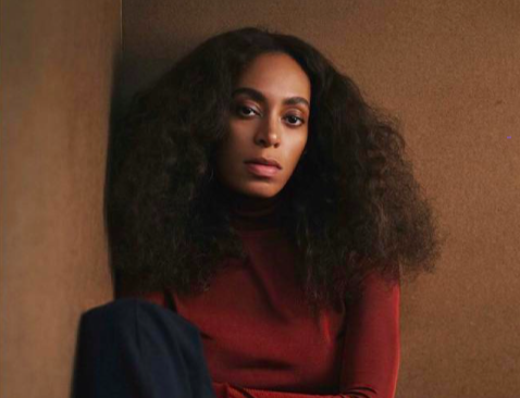 Solange described finding yourself in your twenties in the most perfect way possible