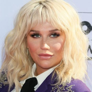 Kesha got a NEW colorful ocean creature tattoo on her body