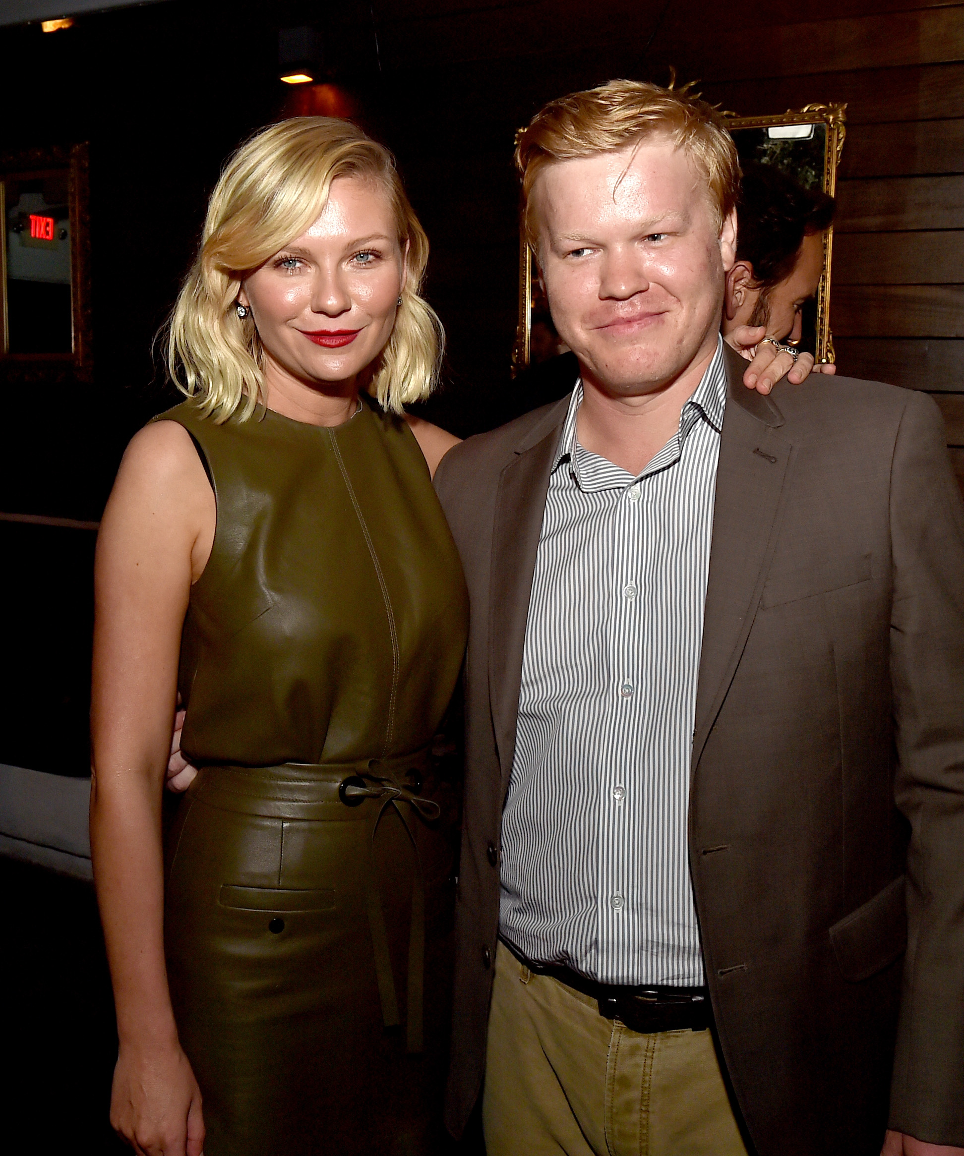 "Kirsten Dunst is reportedly engaged to her ""Fargo"" co-star Jesse Plemons, and we just love when TV couples are IRL couples"