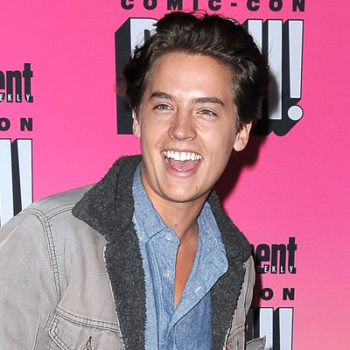 """Cole Sprouse still gets recognized for """"Suite Life"""" even though we think he looks completely different"""