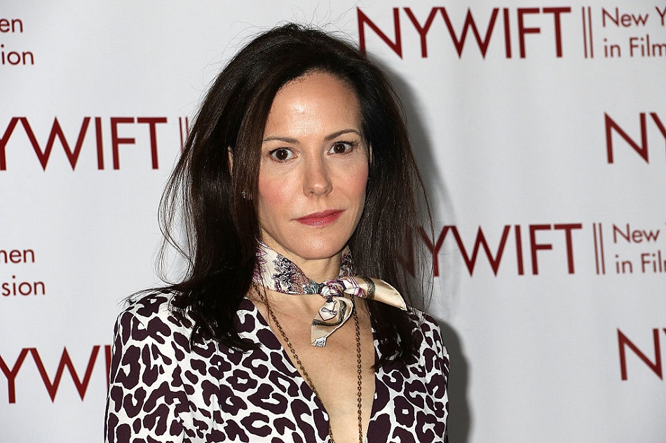 Mary-Louise Parker revealed why AIDS awareness is important to her, and it's pretty emotional