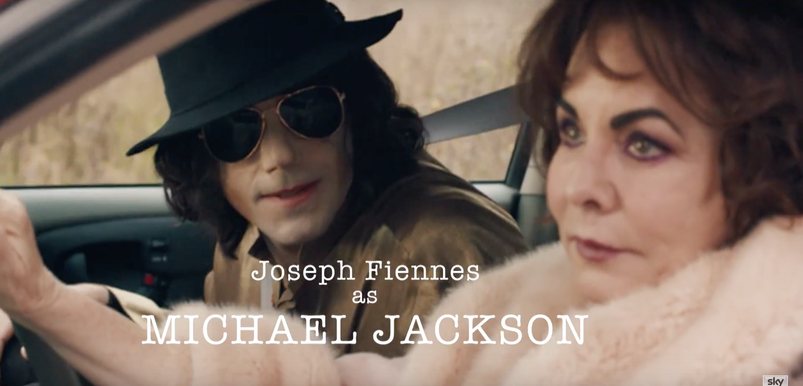 "No one knows how to handle Joseph Fiennes as Michael Jackson in the creepy ""Urban Myths"" trailer"