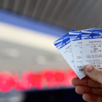 Fans of Disneyland, we have some major news: You may soon be *paying* for your FASTPASSES