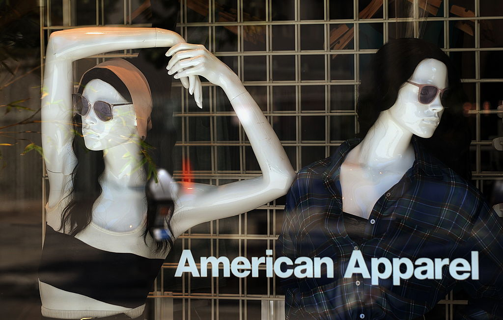 The fate of American Apparel has been revealed