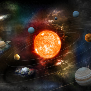 This is why January might bring you good fortune, thanks to ~all the planets~