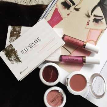 Ashley Tisdale's Illuminate makeup line is available at our favorite drugstore