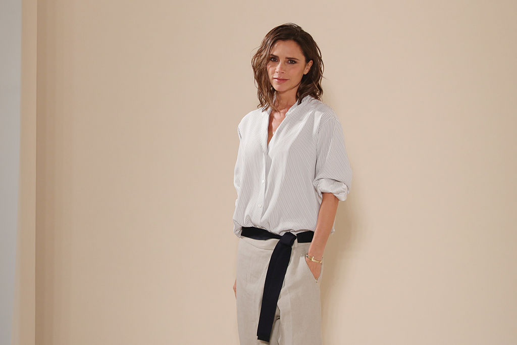 Victoria Beckham wrote a letter to her 18-year-old self, opens up about her breast insecurities