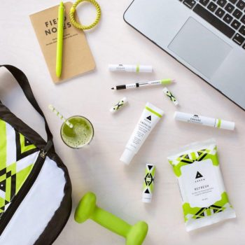 Birchbox just launched a new athleisure makeup line called Arrow