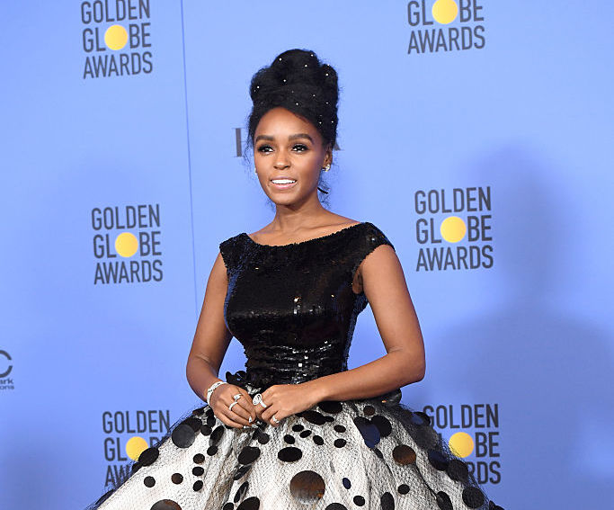 Only Janelle Monáe could blow us away in a dress that also looks like a tux