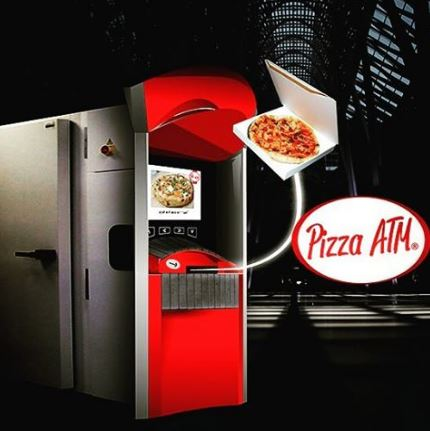 Pizza ATMs will become a normal thing to see this year, so that's at least one thing we can look forward to