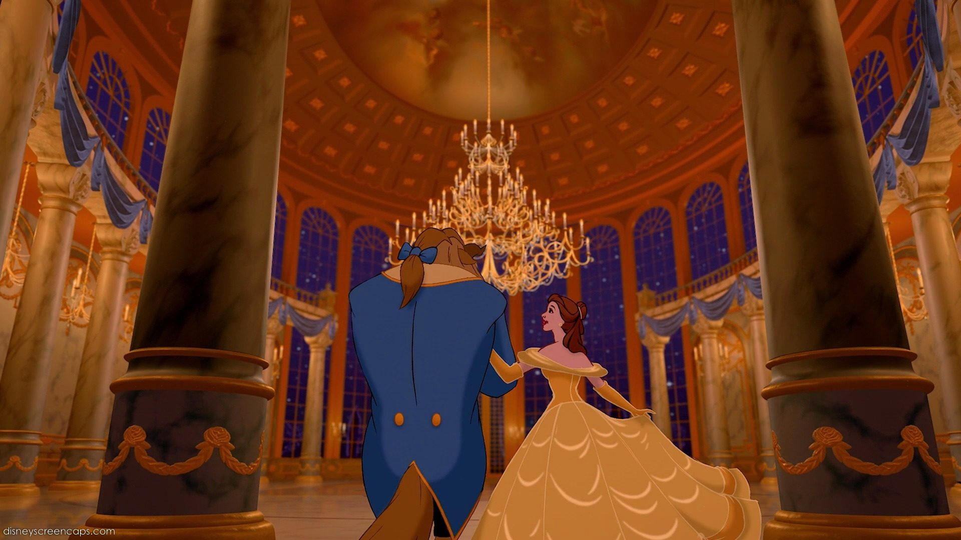 "We know who is going to sing the ""Beauty and the Beast"" theme song, and we are psyched"
