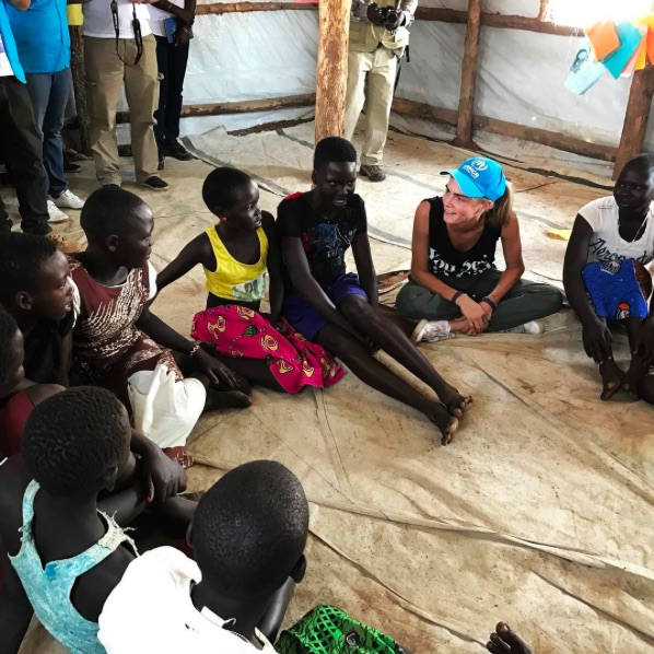 Cara Delevingne spent the week in Uganda creating awareness for an amazing cause, and we're cheering