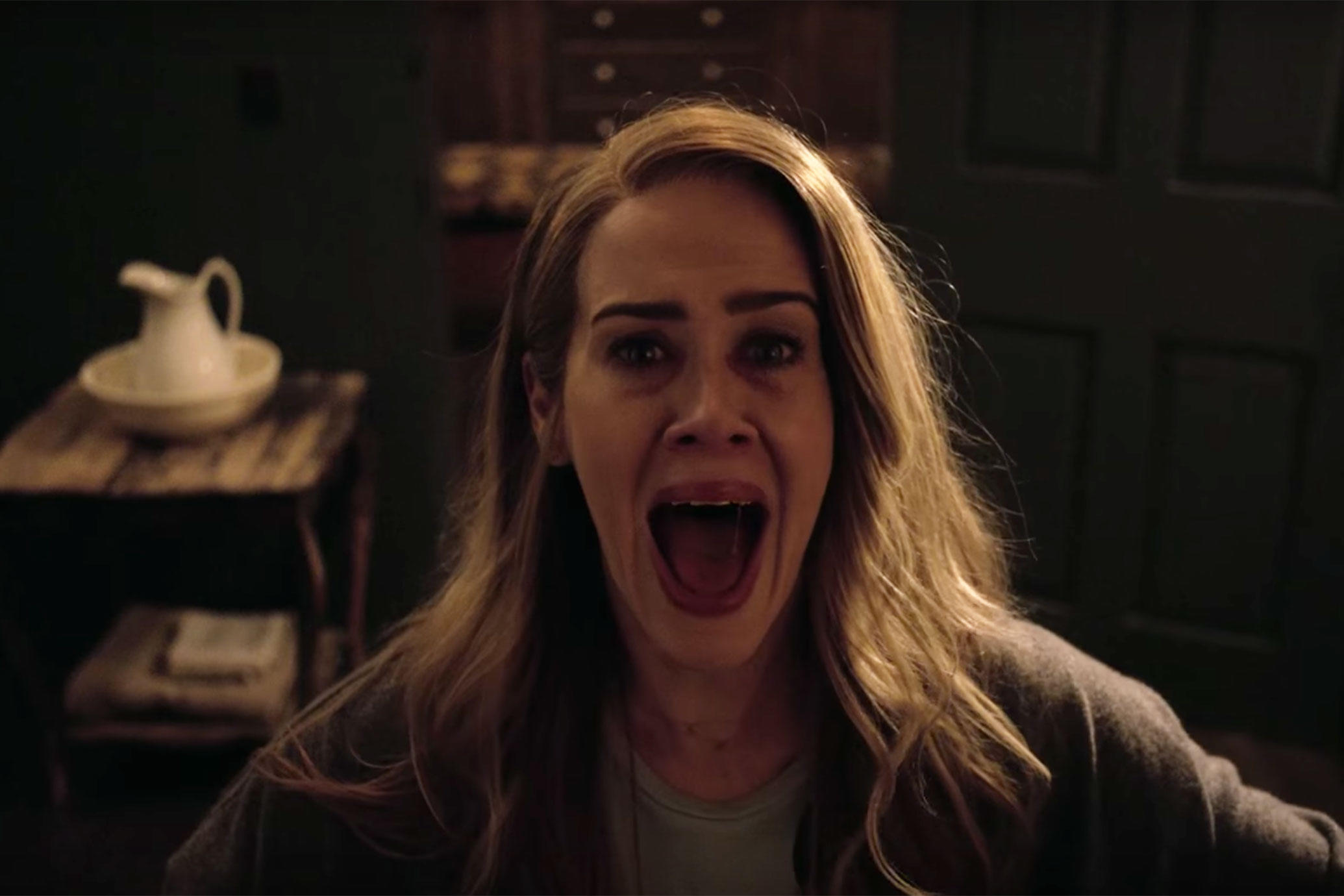 "Yes! There will be a season 8 AND a season 9 of ""American Horror Story"""