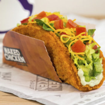 Taco Bell's latest creation is a chalupa in a fried chicken shell, and we don't know how to feel